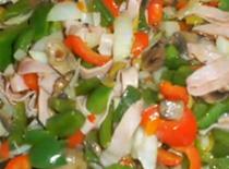 Jak zrobić smażony makaron z warzywami