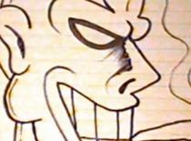 Jak narysować gościa z papierosem