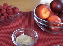 Jak przyrządzić pieczone brzoskwinie