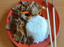 Jak zrobić danie orientalne - wołowina po Syczuańsku