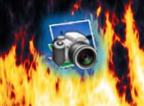 Jak zrobić ognistą tapetę w PhotoImpact