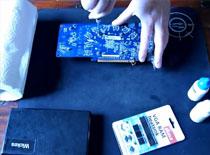 Jak zmienić pastę i zamontować radiatory na karcie graficznej