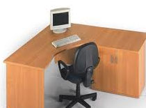Jak zrobić ochronić biurko przed obiciami
