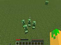 Jak wyłączyć niszczenie terenu przez creepery w Minecraft