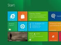 Jak tworzyć grupy programów w Windows 8 - Interfejs metro