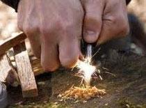 Jak rozpalić survivalowe ognisko