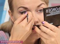 Jak zrobić prostą kreskę bez tradycyjnego eyelinera