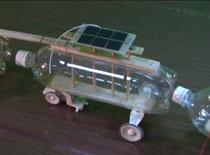 Jak zrobić pociąg zabawkę na energię słoneczną