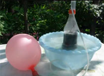 Jak zrobić generator wodoru do napełniania balonów