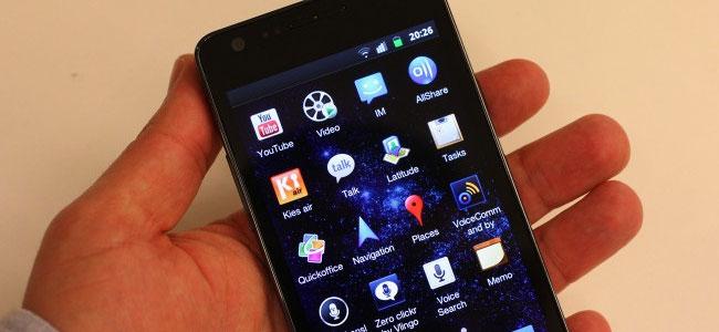 Jak naprawić wyświetlacz Samsung Galaxy S II