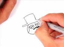 Jak narysować mema Sir Guy