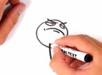 Jak narysować mema Fuck Yeah