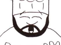 Jak narysować postać z South Park - Chef