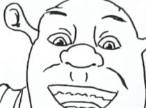 Jak narysować Shreka