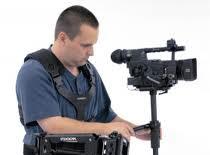 Jak wykonywać płynne ujęcia - Steadicam do kamery