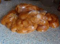 Jak zrobić kurczaki w woreczkach - przepis dla leniuchów