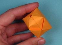 Jak zrobić bazowy kwadrat w origami