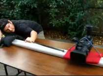Jak zrobić slide kamera z rynny
