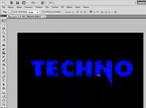 """Jak zrobić """"poszarpany"""" napis w Photoshopie CS5"""