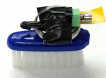 Jak zrobić zabawkę ze szczoteczki do zębów