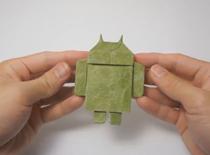 Jak złożyć Androida z papieru