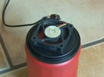 Jak zrobić klimatyzator na USB z puszki po kawie