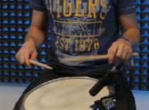 Jak nauczyć się gry na perkusji - lekcja 2