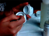 Jak zrobić matujący tonik z glinką
