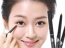 Jak naprawić eyeliner w żelu