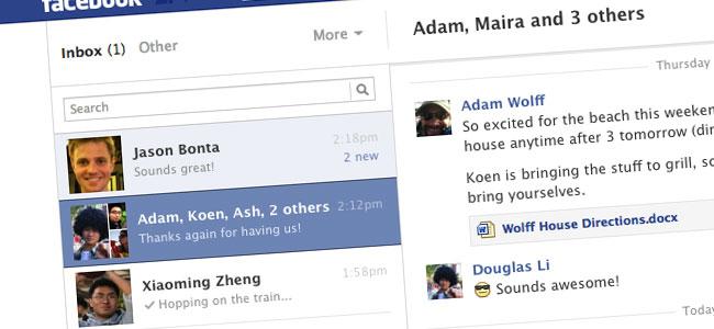 Jak wysłać wiadomość na Facebooku bez logowania na konto