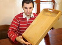 Jak zrobić unikalną tacę drewnianą cz. 6 - koniec pracy