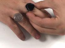 Jak zrobić pierścionki z guzików