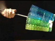 Jak zrobić oświetlenie do filmu na szklankach