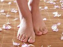 Jak nadać stopom miły zapach