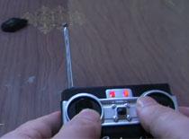Jak zrobić ukryty dysk uruchamiany falami radiowymi