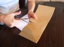 Jak naostrzyć nożyczki w prosty sposób