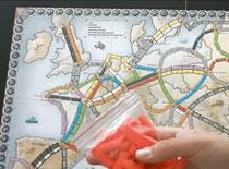 Jak grać w planszówkę Wsiąść do Pociągu: Europa