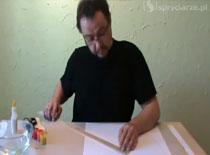 Jak zrobić prosty abażur