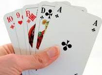 Jak efektownie przerzucić kartę z ręki do ręki