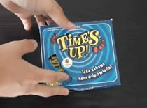 Jak grać w grę imprezową Time's Up