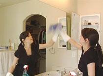 Jak zrobić płyn do mycia lustra z herbaty