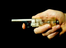 Jak zrobić strzałki do mini działka z zapalniczki