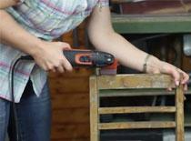 Jak odnowić drewniane krzesło cz. 1