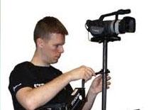 Jak zamienić statyw w stabilizator do kamery