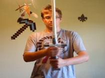 Jak zrobić wielki miecz typu Bleach