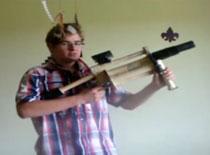 Jak zrobić model wyrzutni granatów MGL 140 z Far Cry 2