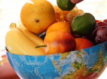Jak zrobić miskę z globusa