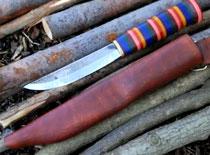 Jak zrobić fiński nóż z pokrowcem
