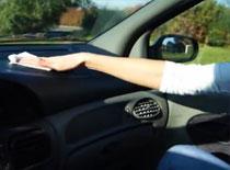 Jak odświeżyć wnętrze samochodu