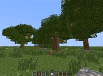Jak stworzyć duże drzewa w 3 sekundy w Minecraft